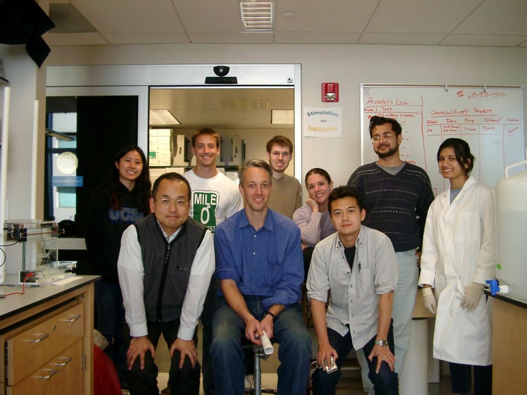 Hoffman Lab, 2002